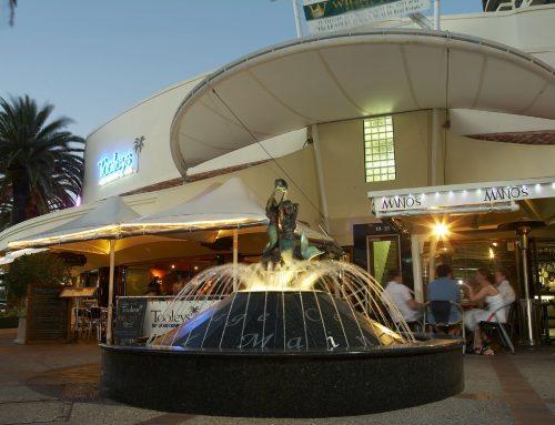 Main Beach Fountain